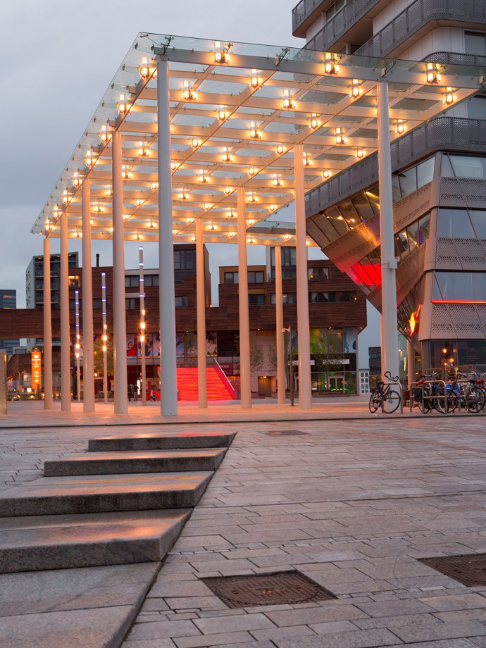 City Mall Almere | B+M Den Haag